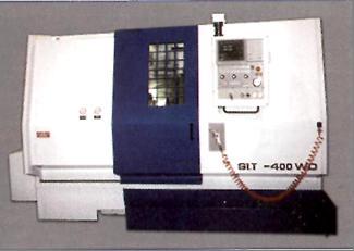 Токарный станок с ЧПУ мод.СТД-400